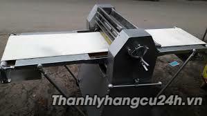 Máy cán bột thanh lý - Máy cán bột thanh lý