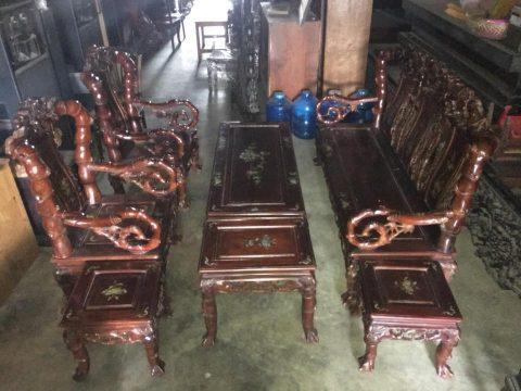 Thu mua bàn ghế cũ HCM