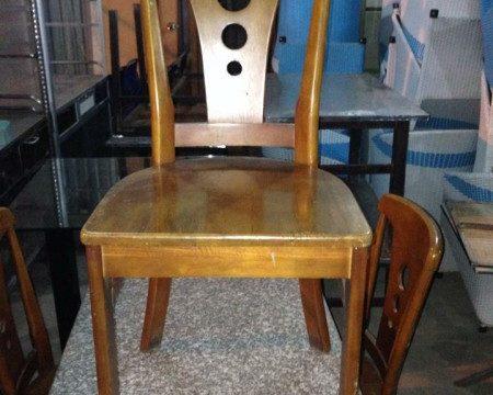 Thanh lý ghế gỗ phòng ăn - Thanh lý ghế gỗ phòng ăn