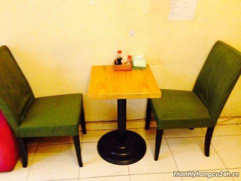 thanh lý bô bàn 2 ghế nêm - thanh lý bô bàn 2 ghế nêm