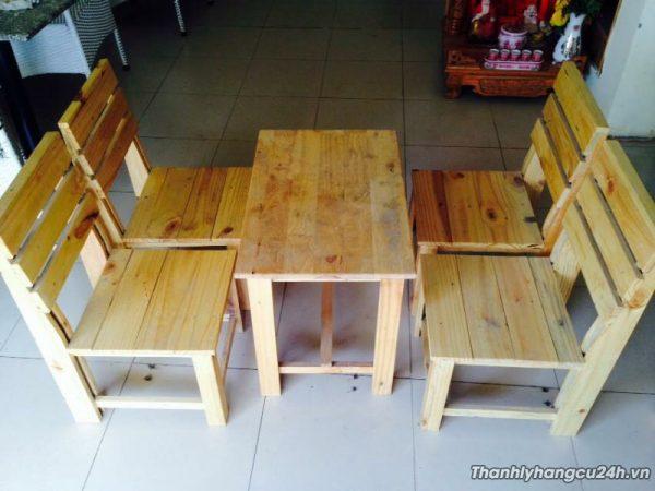 Thanh lý bộ bàn ghế dựa mini - Thanh lý bộ bàn ghế dựa mini