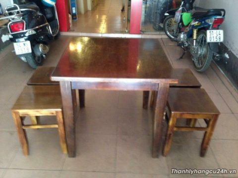 Thanh lý bàn ghế quán ăn - Thanh lý bàn ghế quán ăn