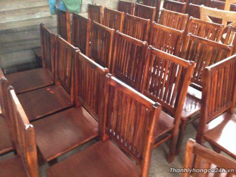 ghế nhà hàng thanh lý tại TPHCM