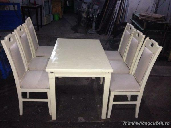 Thanh lý bộ bàn ghế nhà hàng - Thanh lý bộ bàn ghế nhà hàng