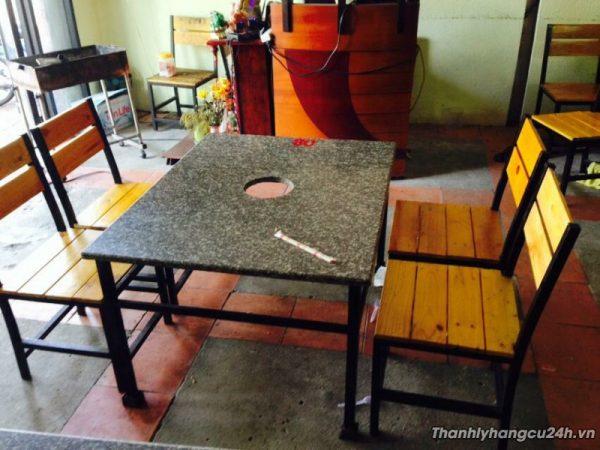Thanh lý bàn ghế quán nhậu tại TPHCM