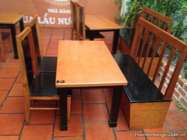 Thanh lý bàn ghế giá rẻ - Thanh lý bàn ghế giá rẻ