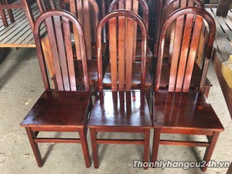 Thanh lý bàn ghế nhà hàng 0648 - Thanh lý bàn ghế nhà hàng 0648