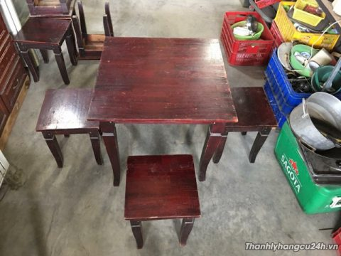 Thanh lý bàn ghế cũ - Thanh lý bàn ghế cũ