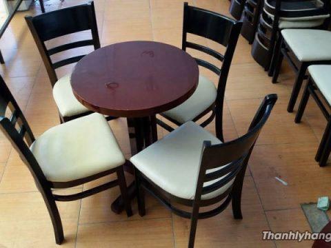 Thanh lý bàn ghế cafe 0679 - Thanh lý bàn ghế cafe 0679