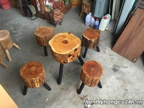 Thanh lý bàn ghế kiểu Bằng gỗ - Thanh lý bàn ghế kiểu Bằng gỗ