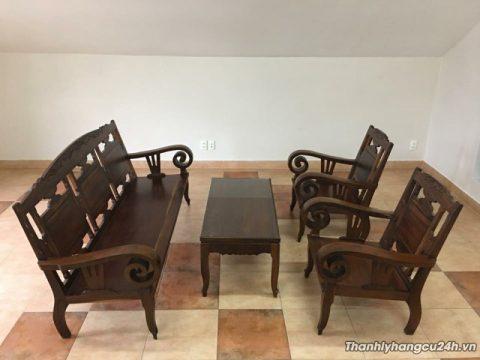 Bàn ghế gỗ cẩm lai thanh lý - Bàn ghế gỗ cẩm lai thanh lý