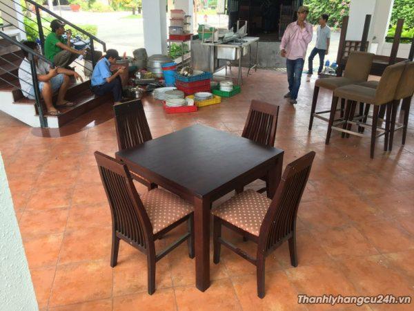 Bàn ghế nhà hàng đẹp thanh lý - Bàn ghế nhà hàng đẹp thanh lý