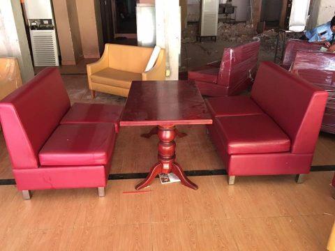 Bàn ghế sofa Cafe thanh lý - Bàn ghế sofa Cafe thanh lý