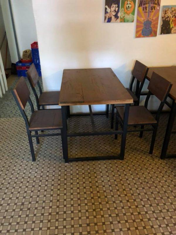 Bàn ghế nhà hàng thanh lý - Bàn ghế nhà hàng thanh lý