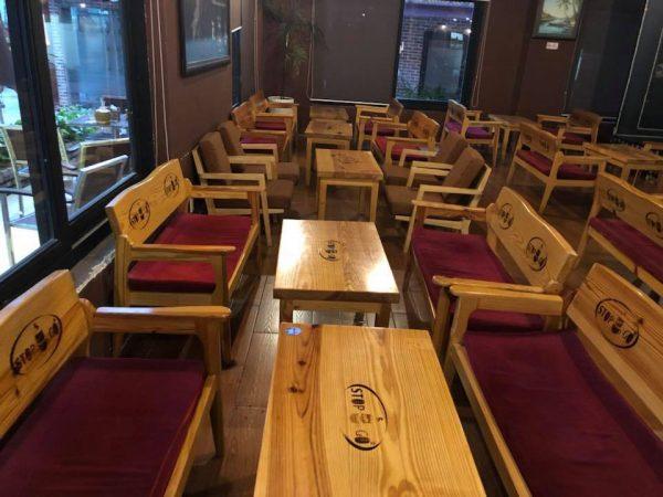 Mẫu Bàn ghế cafe đẹp - Mẫu Bàn ghế cafe đẹp