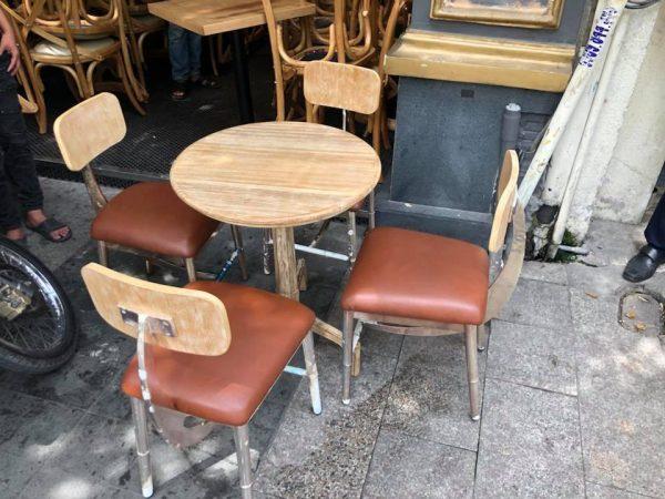 Mua bàn ghế cafe mới - Mua bàn ghế cafe mới