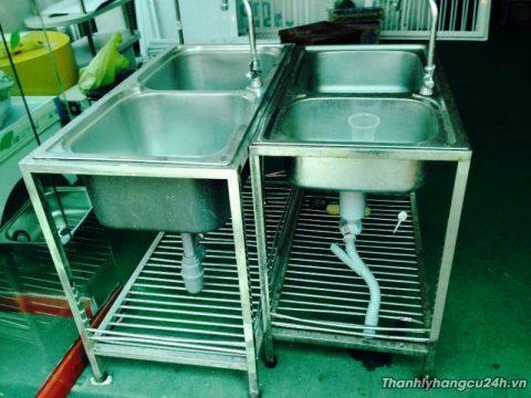 Thanh lý bồn rửa inox 304 các loại
