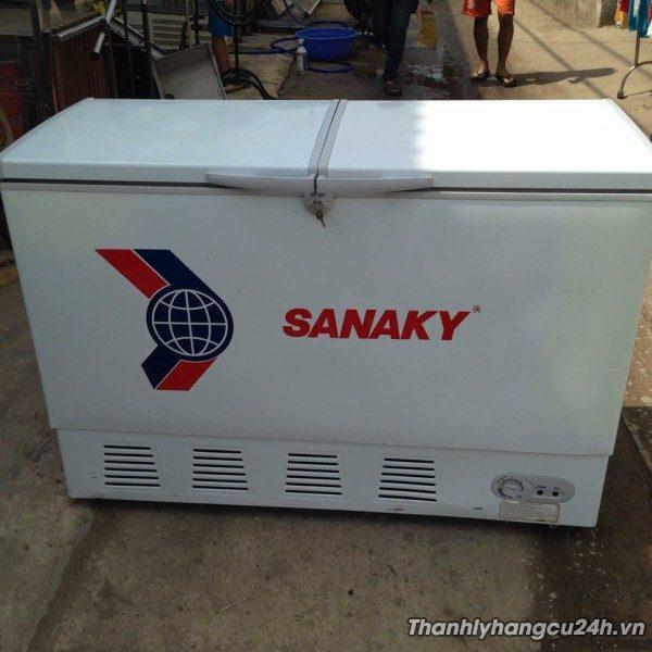 Thanh lý tủ sanaky 1 ngăn đông 400l