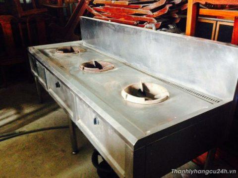 thanh lý bếp nhà hàng 3 họng - thanh lý bếp nhà hàng 3 họng
