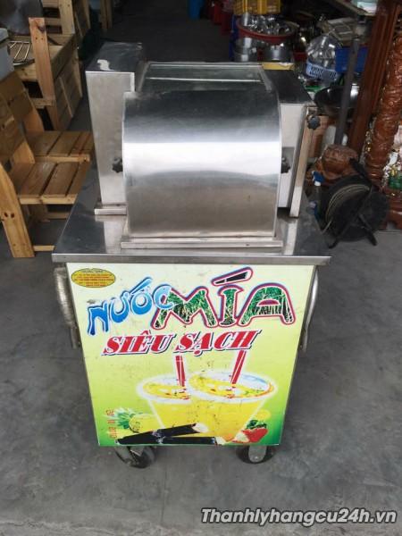 Thanh lý xe nước mía siêu sạch - Thanh lý xe nước mía siêu sạch