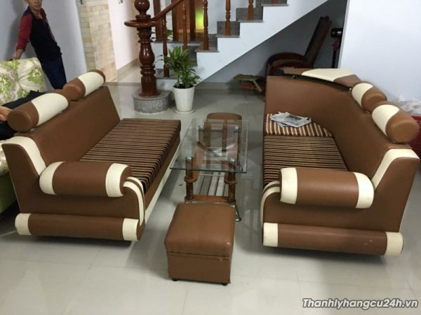 Thanh lý bàn ghế sofa 0671 - Thanh lý bàn ghế sofa 0671