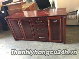 Thu mua tủ gỗ gõ đỏ