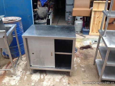Thanh lý tủ bếp inox 304 - Thanh lý tủ bếp inox 304