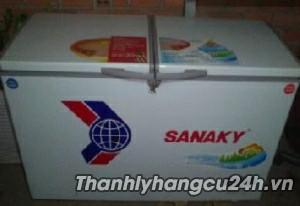 Thanh lý tủ đông SANAKY 405 lít - Thanh lý tủ đông SANAKY 405 lít