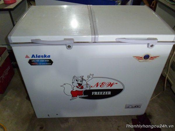 Thanh lý tủ đông Alaska BCD-3567N - Thanh lý tủ đông Alaska BCD-3567N