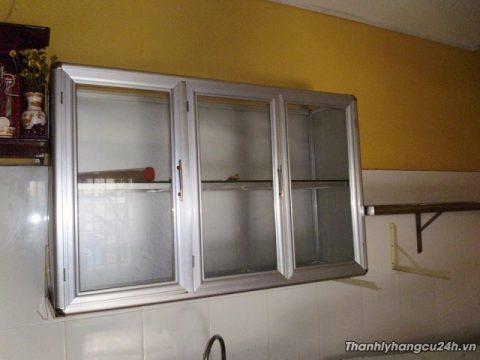Thanh lý tủ kính treo tường - Thanh lý tủ kính treo tường