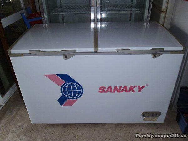 Bán tủ một ngăn đông Sanaky 500L - Bán tủ một ngăn đông Sanaky 500L