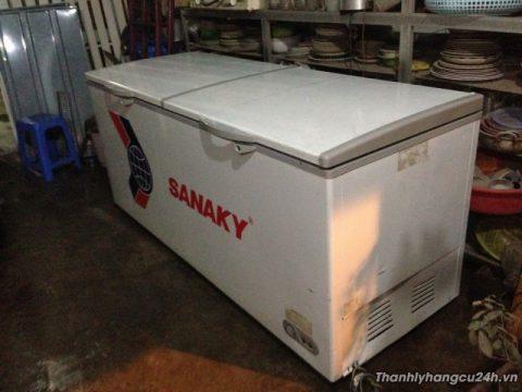 Thanh lý Tủ đông Sanaky 800L thanh lý