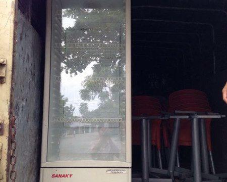 thanh lý tủ mát sanaky - thanh lý tủ mát sanaky