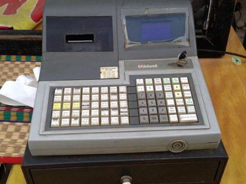 máy tính tiền EX-575