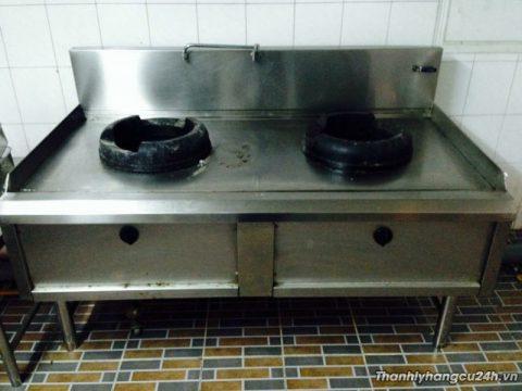 Thanh lý bếp nhà hàng 2 hai họng - Thanh lý bếp nhà hàng 2 hai họng