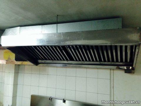 Thanh lý máng khói nhà hàng - Thanh lý máng khói nhà hàng