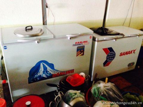 Thanh lý tủ đông nhiều hãng giá rẻ