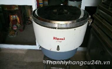 Thanh lý nồi cơm gas RINNAI - Thanh lý nồi cơm gas RINNAI