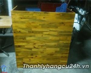 Thanh lý quầy pha chế gỗ - Thanh lý quầy pha chế gỗ