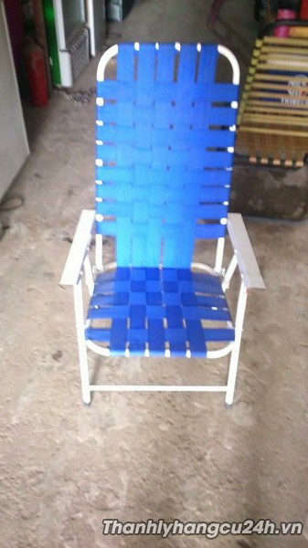 Thanh lý ghế cafe vải dù xanh - Thanh lý ghế cafe vải dù xanh