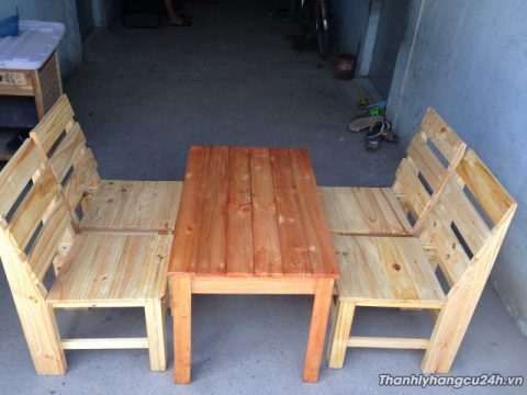 Thanh lý bàn ghế gỗ - Thanh lý bàn ghế gỗ