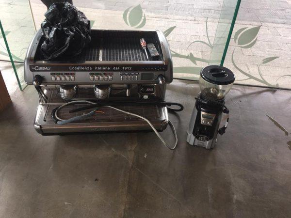 thanh lý máy pha cafe - thanh lý máy pha cafe