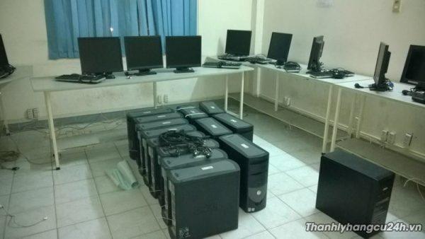 Thanh lý bộ máy vi tính DELL số lượng nhiều