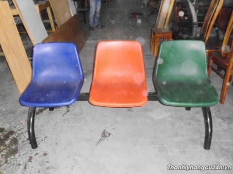 Thanh lý băng ghế chờ 3 băng - Thanh lý băng ghế chờ 3 băng