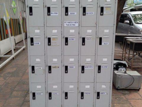 Thanh lý tủ lốc cơ 20 hộc - Thanh lý tủ lốc cơ 20 hộc