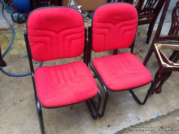 Thanh lý ghế chân quỳ đỏ - Thanh lý ghế chân quỳ đỏ