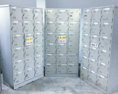 Tủ locker thanh lý - Tủ locker thanh lý - Tủ locker thanh lý