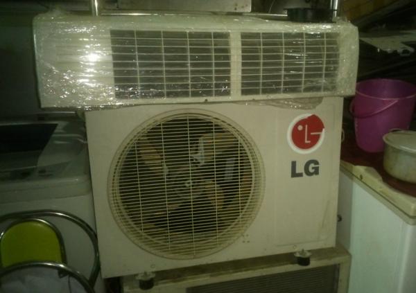Thanh lý máy lạnh LG 1,5hp và 2.0hp