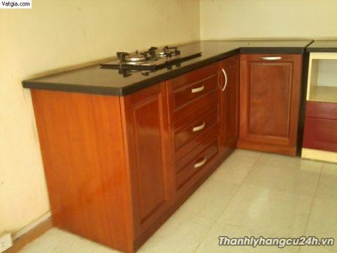 Thanh lý tủ bếp gỗ - Thanh lý tủ bếp gỗ