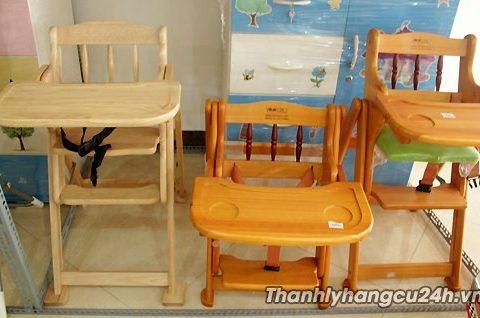 Thanh lý ghế ăn cho bé - Thanh lý ghế ăn cho bé